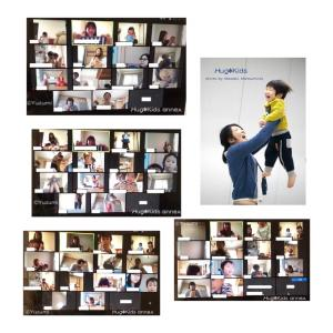 【zoomでリモート育児サークル】5月は60組を超える親子様のご参加ありがとうございます|広島市