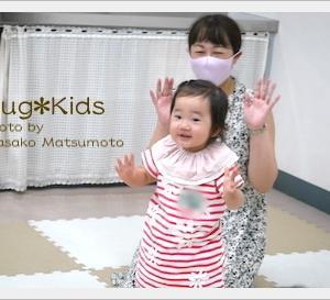 広島市で親子教室1歳・2歳クラスでした|広島子ども夢財団イクちゃん子育て応援サークルはぐきっず