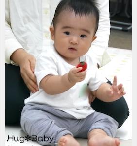 広島市で赤ちゃんと心が繋がるサインコミュニケーション教室でした♪参加親子様を募集の会場もあります