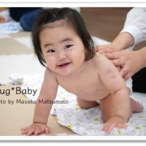 初めての育児にも自信が持て楽しくなる♪広島市でベビーマッサージ親子教室でした 0歳赤ちゃんクラス