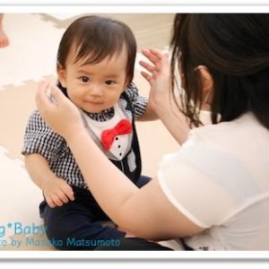 育児が10倍楽しくなるママとベビーの親子ヨガ・サインコミュニケーシ教室でした♪広島市安佐南区