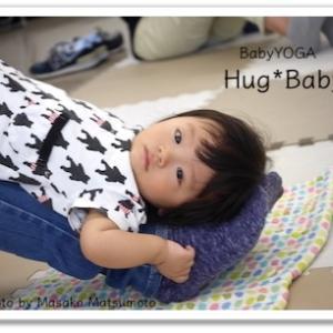 赤ちゃんの体調変化・成長に気づけるベビーマッサージ♡はぐべいびー安佐南教室の様子|広島市