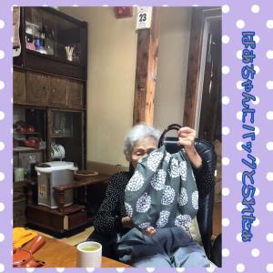 ばあちゃんの方が一枚上手?