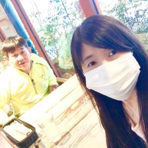 週末の東京の様子。ハワイ気分はハワイアンカフェで♪