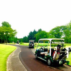 夏時間♪夏ゴルフ♪玉造ゴルフ倶楽部