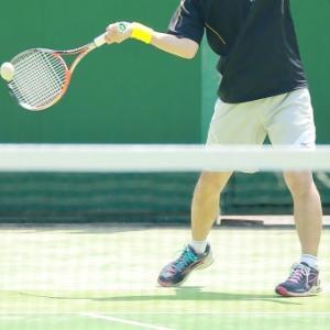 セッションはテニスと一緒!