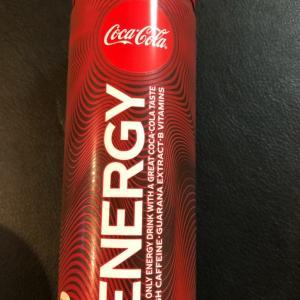 ENERGY@コカコーラ♪
