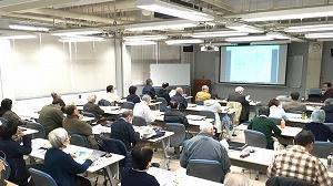 第115回 島根大学総合博物館アシカル講座「出雲国風土記と神門郡」を開催しました。