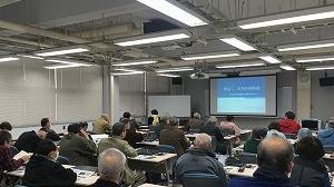 第117回島根大学総合博物館アシカル講座「発見!古代の山陰道-出雲市杉沢遺跡の調査を中心に-」を開催しました。