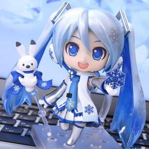【雪ミク】ねんどろいど「雪ミク 2.0」31日予約開始