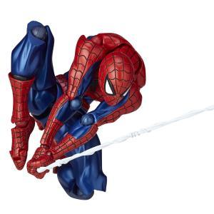 【マーベル】アメイジング・ヤマグチ「スパイダーマン」可動フィギュア再販決定!20年8月発売予定