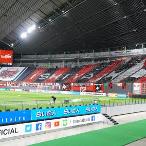 2020 コンサドーレ vs 川崎フロンターレ