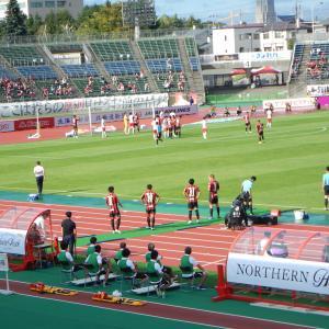 2020 コンサドーレ vs サンフレッチェ広島