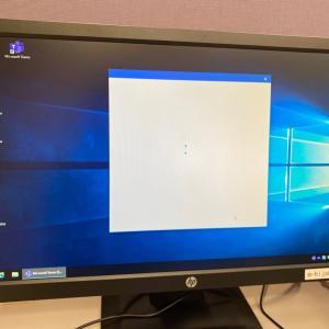 講師室のパソコンが遅すぎる!