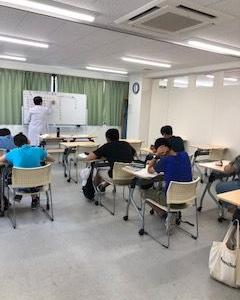 R1/8/1(木)夏期講習と文化祭準備