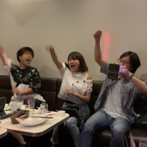 R1/7/31(水) 夏期講習『歌唱王決定戦』