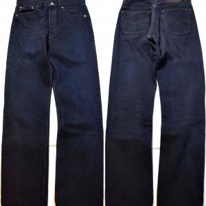 t254/LEVIS501アメリカ製MADE IN U.S.A. オールド 極上品