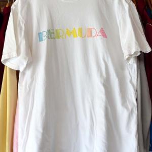 t271/Worn Free/ウォーンフリー BERMUDA Tシャツ M アメリカ製