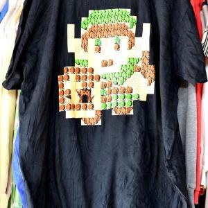 t747/ゼルダの伝説 2017 任天堂 ファミコン Tシャツ 新品未使用 サイズ2XL