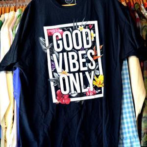 t787/Good Vibes Only デッドストック サイズ2XL