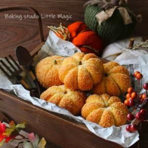 かぼちゃパン大人気だけど来年でーす(;´∀`)♡