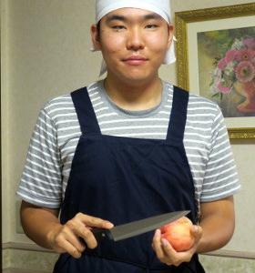 趣味探し その1 男の料理教室