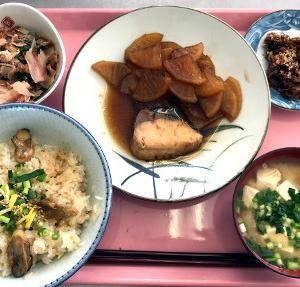旭成君 男の料理教室第3回
