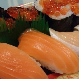 おうちでお寿司