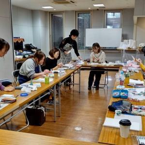 東京 お勉強会でした