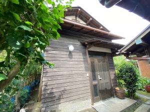鎌倉らしい住宅街の離れの古民家。