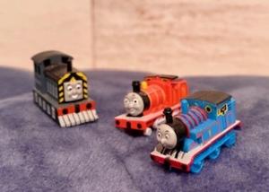 機関車トーマスのこと。