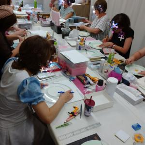 仙台でのストライプ・スカラップリム講習でした◆新カリキュラム講習会も間近です