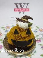 可愛いハロウィーンケーキ