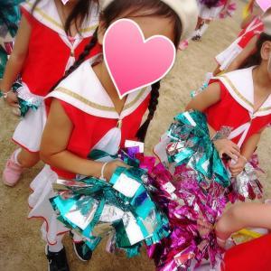 Yuuan、幼稚園最後の運動会。