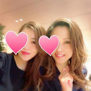 中学時代のお友達とin梅田で合流。
