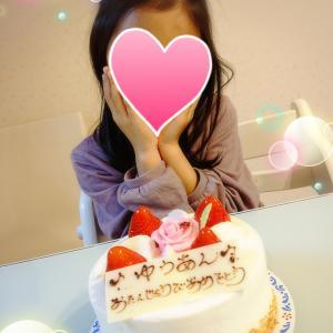 Yuuan8歳☆Happy Birthday Photo。