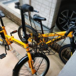 New☆HUMMER自転車。