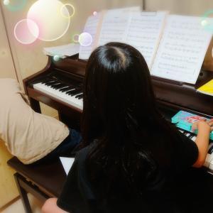 兄妹×ピアノ。