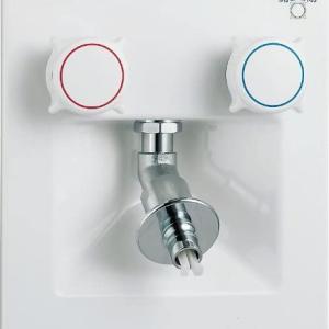 洗濯機用混合水栓