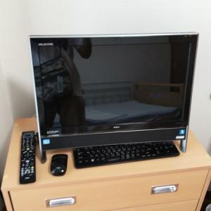 テレビパソコンがTVになった日
