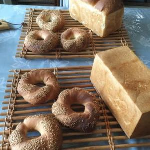 湯種食パンとスミットのレッスン
