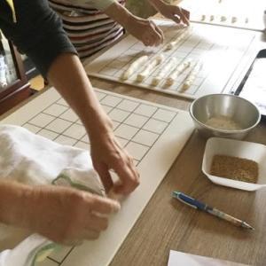 イーストの湯種食パンとスミット