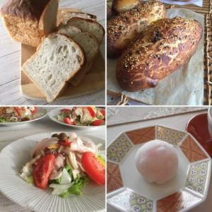 来月はレーズン酵母の湯種食パンとダッチフロマージュ
