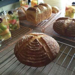 米粉パン3種レッスン