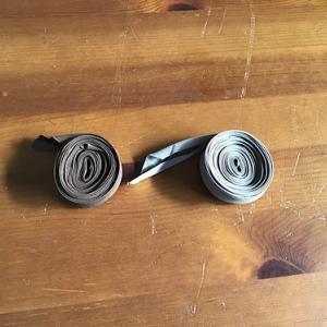 パッチワーク布の繊維とバイヤステープ作り