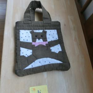くまのバッグ