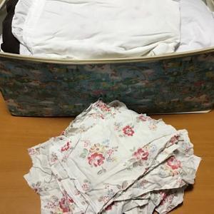 布のリサイクル