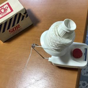 毛糸巻き器