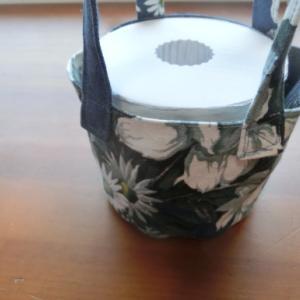 トイレットペーパー袋を作る
