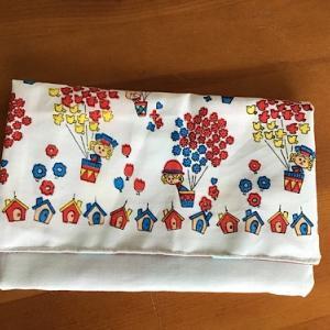 布の整理と布小物